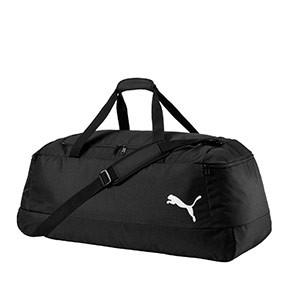 Bolsa de deporte Puma Pro Training 2 grande - Bolsa de entrenamiento Puma - negra - frontal