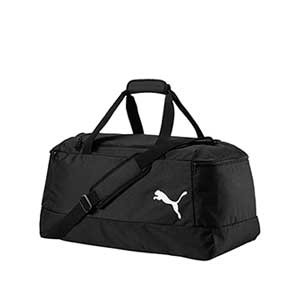 Bolsa deporte Puma Training - Bolsa entrenamiento fútbol Puma (61 x 31 x 29) cm - negra - frontal