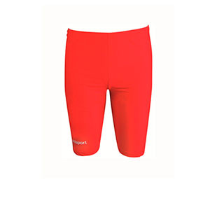 Mallas portero Uhlsport Distinction - Mallas cortas de portero Uhlsport - rojas - frontal