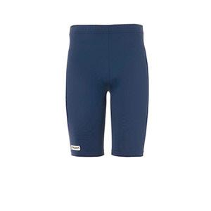 Mallas portero Uhlsport Distinction - Mallas cortas de portero Uhlsport - azul marino - frontal