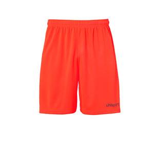 Short portero Uhlsport niño Center Basic - Pantalón corto de portero infantil Uhlsport - rojo - frontal