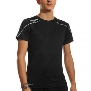 Camiseta portero Uhlsport mujer Stream 22 - Camiseta de manga corta de portero para mujer Uhlsport - negra