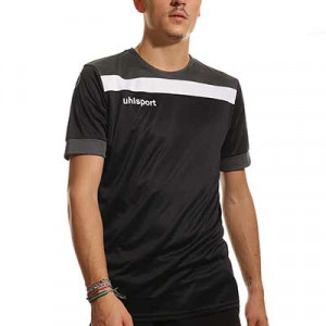 Camiseta portero Uhlsport Offense 23 - Camiseta de manga corta de portero Uhlsport - negra