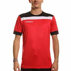 Camiseta portero Uhlsport Offense 23 - Camiseta de manga corta de portero Uhlsport - roja