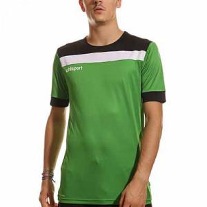 Camiseta portero Uhlsport Offense 23 - Camiseta de manga corta de portero Uhlsport - verde