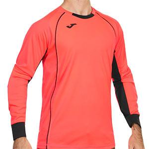 Camiseta Joma manga larga rojo - Camiseta portero Joma manga larga - - rojo - frontal