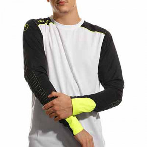 Camiseta portero Uhlsport Tower GK - Camiseta de manga larga de portero Uhlsport - blanca