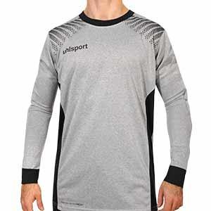 Camiseta portero Uhlsport Goal - Camiseta portero manga larga Uhlsport - Gris - frontal