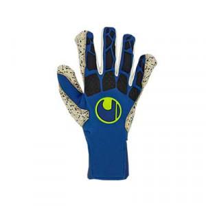 Uhlsport Hyperact Supergrip+ HN - Guantes de portero profesionales Uhlsport corte Half Negative - azules marino