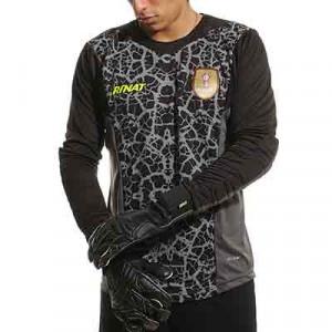 Camiseta manga larga Rinat Jersey You - Camiseta de manga larga de portero Rinat - negra