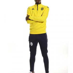 Chándal Kappa AS Mónaco entrenamiento - Chándal de entrenamiento Kappa del Real Betis Balompié - amarillo, azul marino