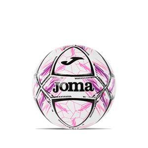 Balón Joma Top 5 RFEF talla 62 cm - Balón de fútbol sala Joma 1a y 2a RFEF 2021 2022 talla 62 cm - rosa, blanco