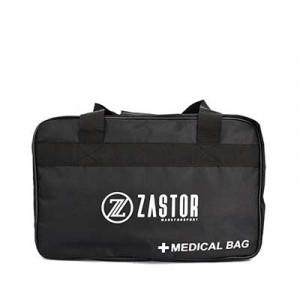 Botiquín de fútbol Zastor 38x23x23 cm - Botiquín de fútbol Zastor (38 x 23 x 23 cm) - negro
