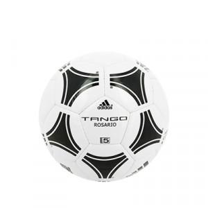 Tango Rosario - Balón de fútbol adidas talla 5 - Blanco / Negro - frontal
