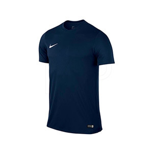 Camiseta Nike Park 6 niño - Camiseta infantil Nike - azul marino - frontal