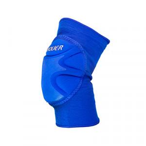 Rodilleras acolchadas Arquer - Par de rodilleras acolchadas Arquer para portero - Azul - frontal