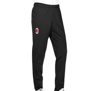 Pantalón Puma AC Milan entreno 2020 2021 - Pantalón largo de entrenamiento Puma del AC Milan 2020 2021 - negro - frontal