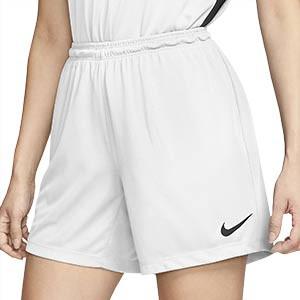 Short Nike Park mujer - Pantalón corto de mujer Nike Park - blanco - frontal