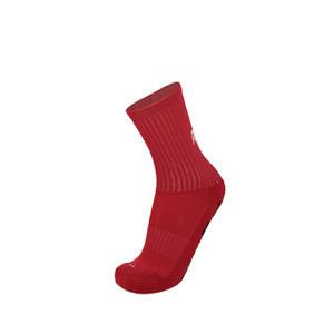 Calcetines antideslizantes Rinat non-slip - Calcetines de media caña Rinat con sistema antideslizante - rojos - frontal