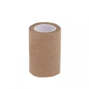 Pretape Rinat Cohesive Tape - Cinta de prevendaje Rinat (7,5 cm x 4,5 m) - beige - frontal
