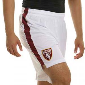 Short Joma Torino 2021 2022 - Pantalón corto primera equipación Joma Torino 2021 2022 - blanco