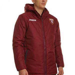 Abrigo Joma Torino entrenamiento - Chaqueta de invierno Joma del Torino FC de entrenamiento - granate