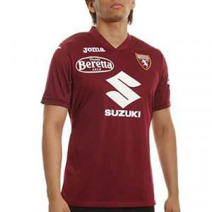 Camiseta Joma Torino 2021 2022 - Camiseta primera equipación Joma del Torino FC 2021 2022 - granate