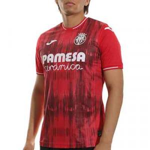 Camiseta Joma 3a Villarreal 2021 2022 - Camiseta tercera equipación Joma Villareal 2021 2022 - azul marino