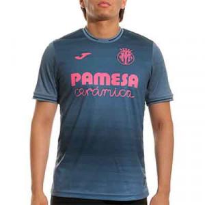 Camiseta Joma 2a Villarreal 2021 2022 - Camiseta segunda equipación Joma Villareal 2021 2022 - roja