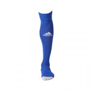 Medias adidas Milano - Medias de fútbol adidas - azules - frontal