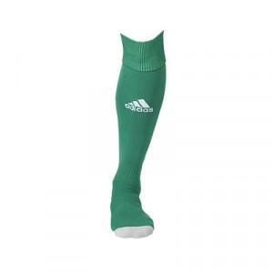 Medias adidas Milano - Medias de fútbol adidas - verdes - frontal