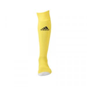 Medias adidas Milano 16 - Medias de fútbol adidas - amarillas - frontal