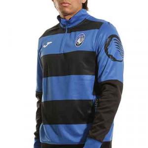 Sudadera Joma Atalanta paseo - Sudadera de paseo Joma del Atalanta Bergamasca Calcio - azul, negra