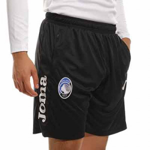 Short Joma Atalanta entrenamiento - Pantalón corto de entrenamiento Joma del Atalanta Bergamasca Calcio - negro