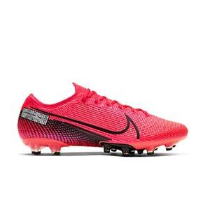 Nike Mercurial Vapor 13 Elite AG-PRO - Botas de fútbol Nike AG-PRO para césped artificial - rosas - pie derecho