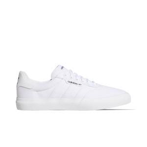 adidas 3MC Vulc - Zapatillas deportivas para calle adidas - blancas - pie derecho