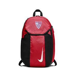 Mochila Nike Sevilla - Mochila Nike Sevilla 2018 - 2019 - roja - frontal