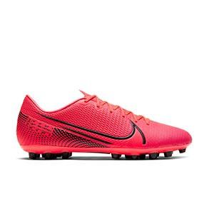 Nike Mercurial Vapor 13 Academy AG - Botas de fútbol Nike AG para césped artificial - rosas - pie derecho