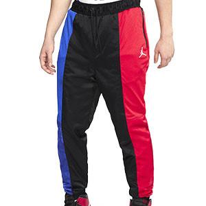 Pantalón largo Nike PSG x Jordan - Pantalón largo Nike x Jordan Paris Saint Germain 2019 2020 - negro - frontal