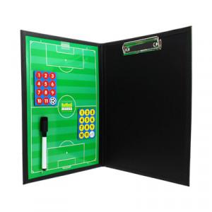 Carpeta futbolmania fútbol 11 - Carpeta táctica de fútbol de futbolmania - negra