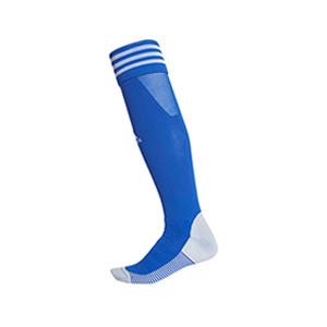Medias adidas Adisock 18 - Medias de fútbol adidas - azules - frontal