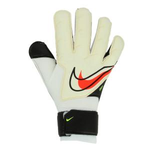 Nike GK Grip3 - Guantes de portero Nike corte Grip 3 - blancos