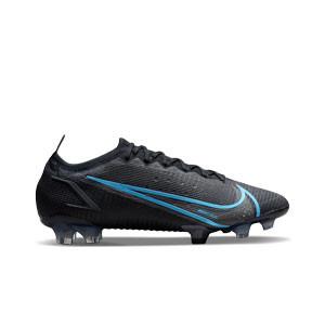 Nike Mercurial Vapor 14 Elite FG - Botas de fútbol Nike FG para césped natural o artificial de última generación - negras
