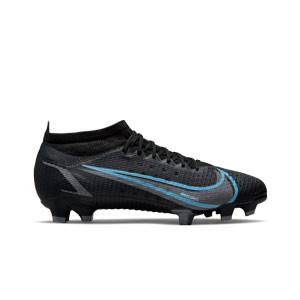 Nike Mercurial Vapor 14 Pro FG - Botas de fútbol Nike FG para césped natural o artificial de última generación - negras