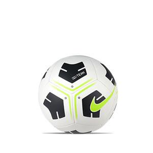Balón Nike Park Team talla 3 - Balón de fútbol Nike talla 3 - blanco y negro - frontal
