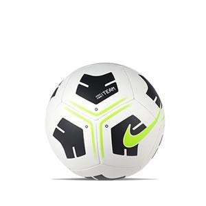 Balón Nike Park Team talla 4 - Balón de fútbol Nike talla 4 - blanco y negro - frontal