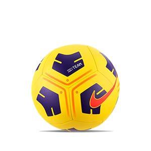 Balón Nike Park Team talla 4 - Balón de fútbol Nike talla 4 - amarillo - frontal
