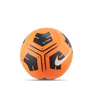 Balón Nike Park Team talla 4 - Balón de fútbol Nike talla 4 - naranja