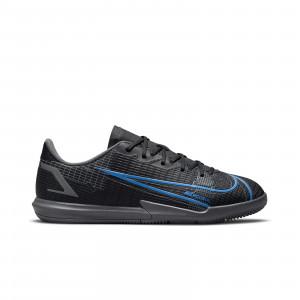 Nike Mercurial Jr Vapor 14 Academy IC - Zapatillas fútbol sala infantiles Nike suela lisa IC - negras