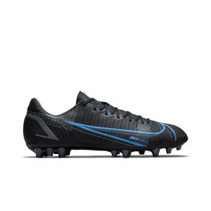 Nike Mercurial Vapor 14 Academy AG - Botas de fútbol Nike AG para césped artificial - negras